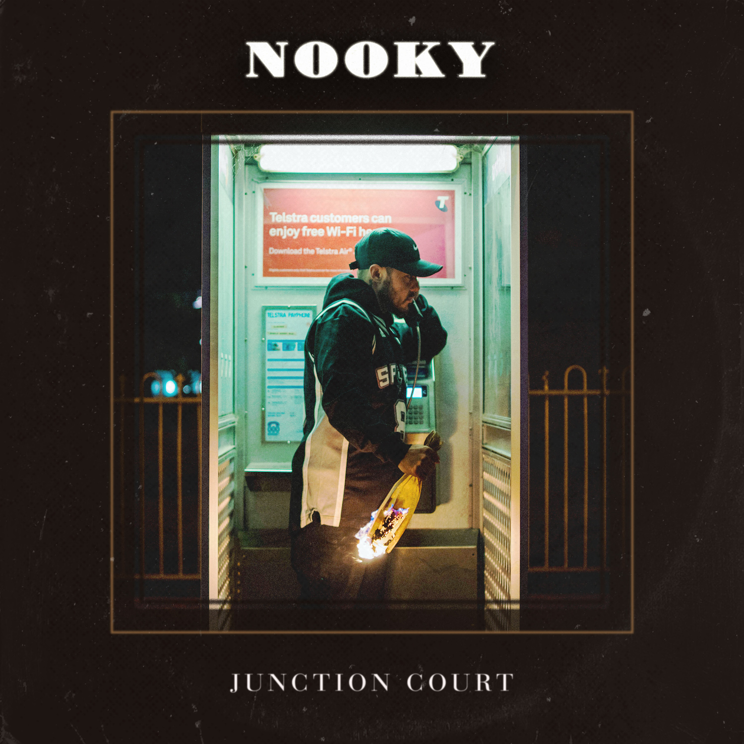 NOOKY DROPS DEBUT EP 'JUNCTION COURT'